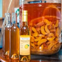 Peach Vinegar